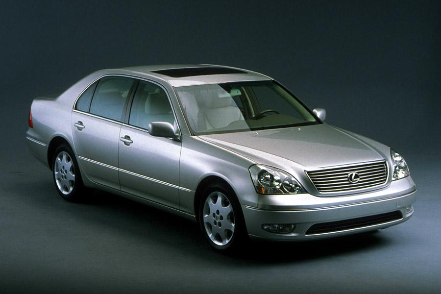 2001 Lexus Ls 430 Reviews Specs And Prices Cars Com