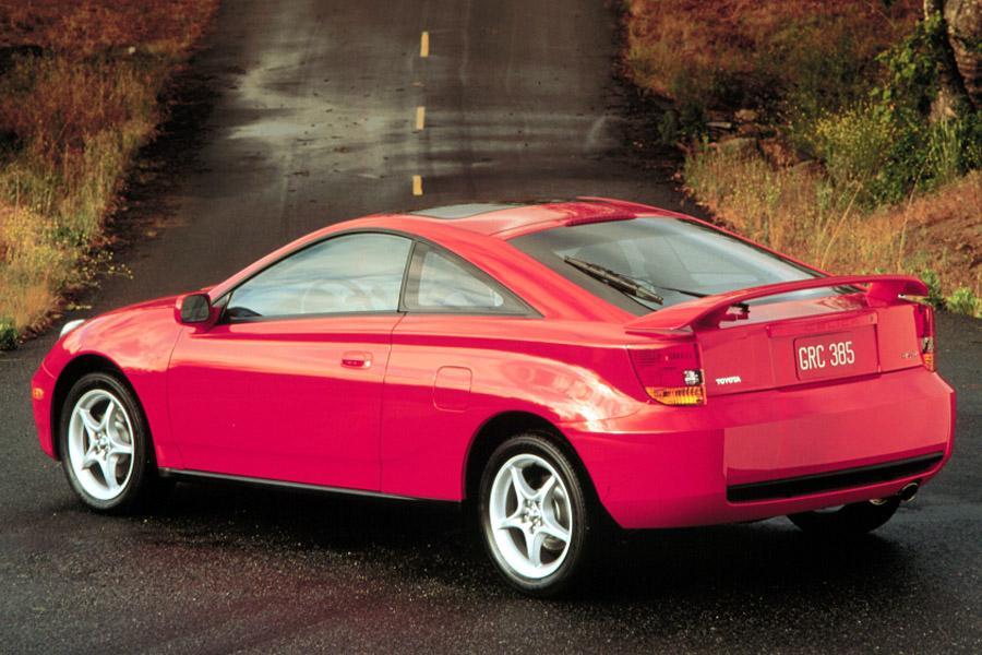 2001 Toyota Celica Specs Pictures Trims Colors Cars Com