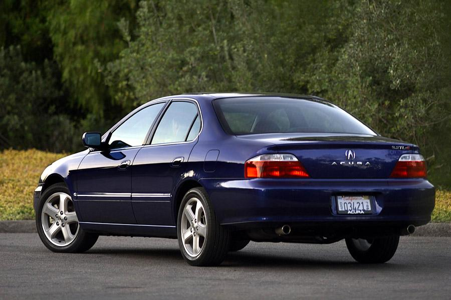 2002 Acura Tl Reviews Specs And Prices Cars Com