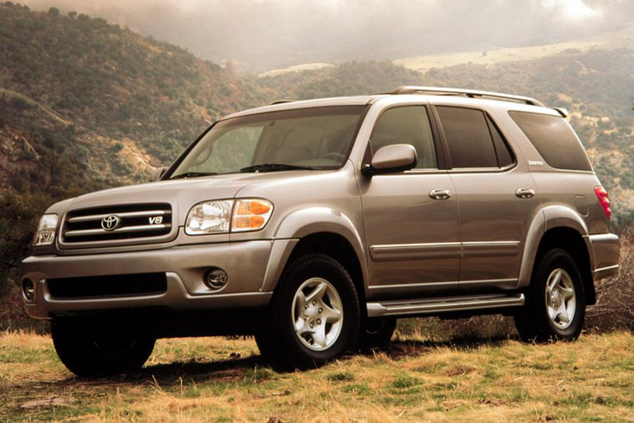 2001 toyota sequoia reviews specs and prices. Black Bedroom Furniture Sets. Home Design Ideas