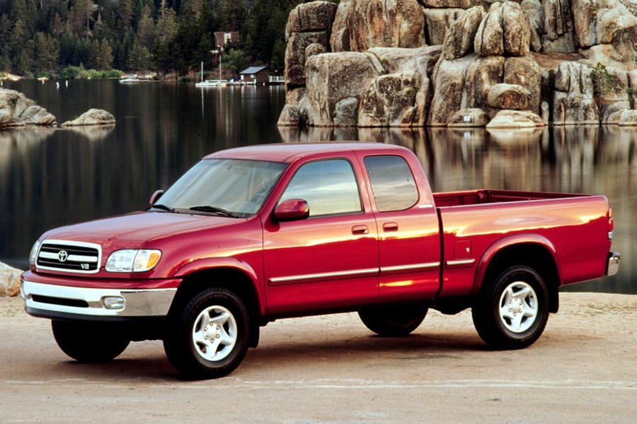 2001 Toyota Tundra Reviews Specs And Prices Cars Com