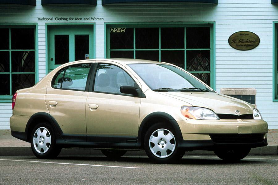 2001 Toyota Echo Reviews Specs And Prices Cars Com