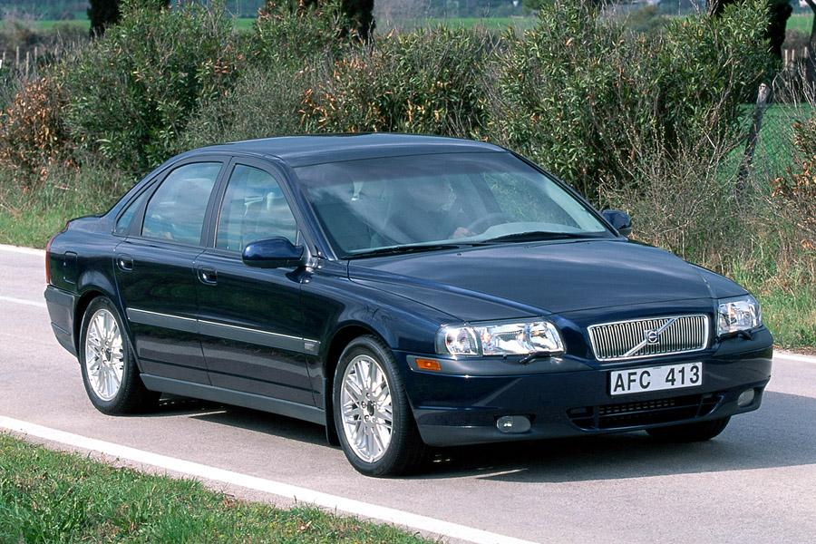 2001 Volvo S80 Reviews, Specs and Prices | Cars.com