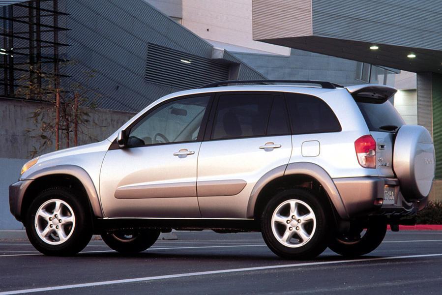 2001 Toyota Rav4 Reviews Specs And Prices Cars Com