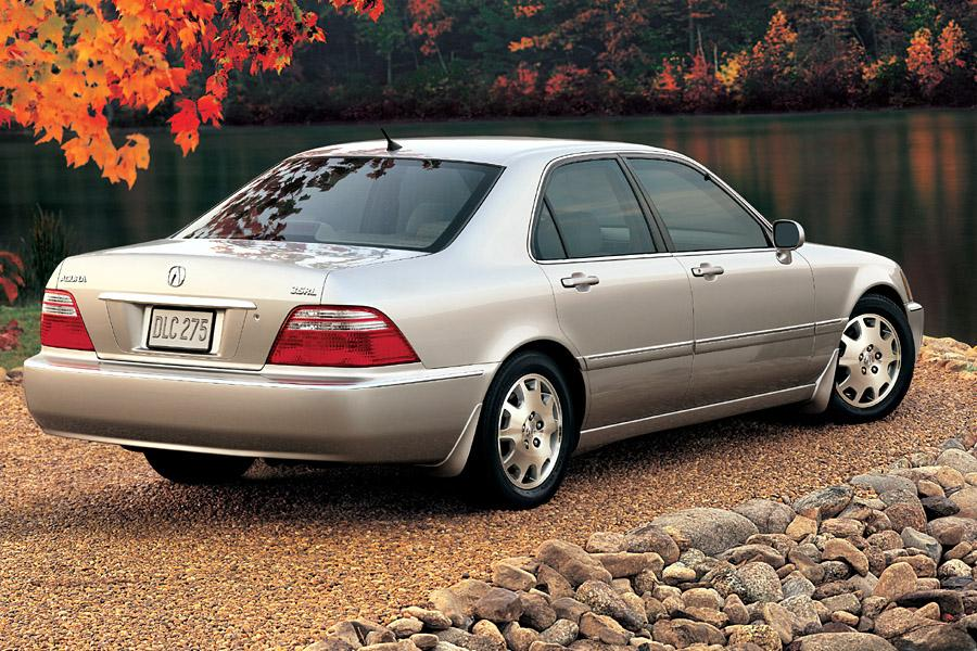 2003 acura rl reviews specs and prices. Black Bedroom Furniture Sets. Home Design Ideas
