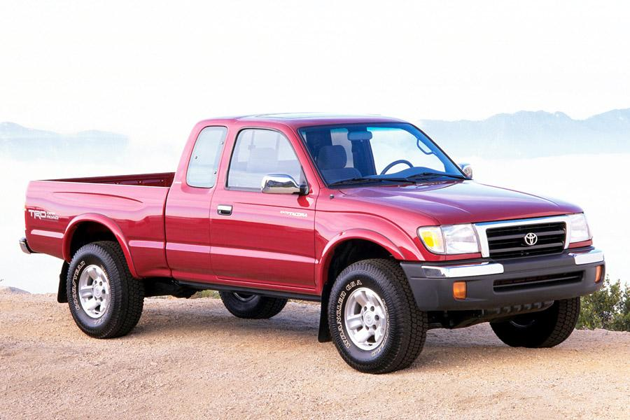 2000 Toyota Tacoma Specs Pictures Trims Colors Cars Com