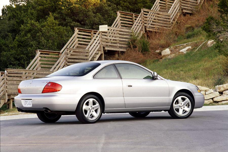 on 1999 Acura Cl Coupe