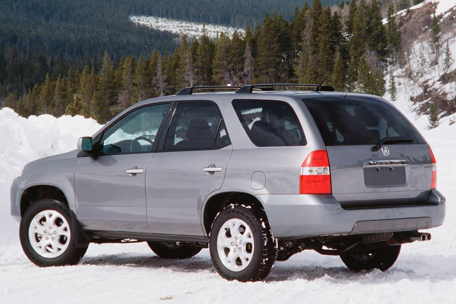 2002 Acura Mdx Reviews Specs And Prices Cars Com