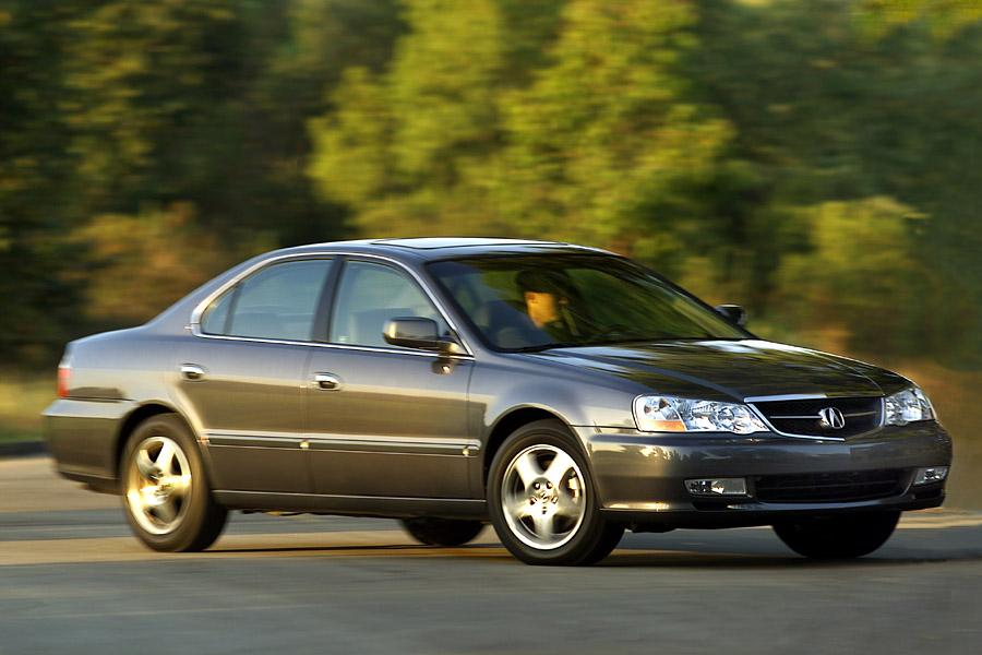 2003 Acura TL Reviews, Specs and Prices | Cars.com