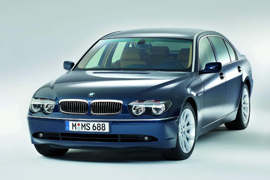 2003 bmw 760 reviews specs and prices. Black Bedroom Furniture Sets. Home Design Ideas