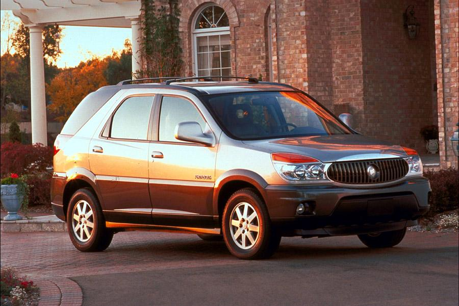 2002 buick rendezvous reviews specs and prices. Black Bedroom Furniture Sets. Home Design Ideas