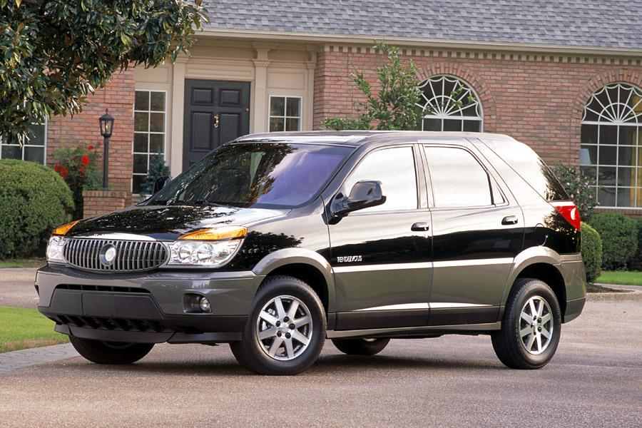 2002 buick rendezvous specs pictures trims colors. Black Bedroom Furniture Sets. Home Design Ideas