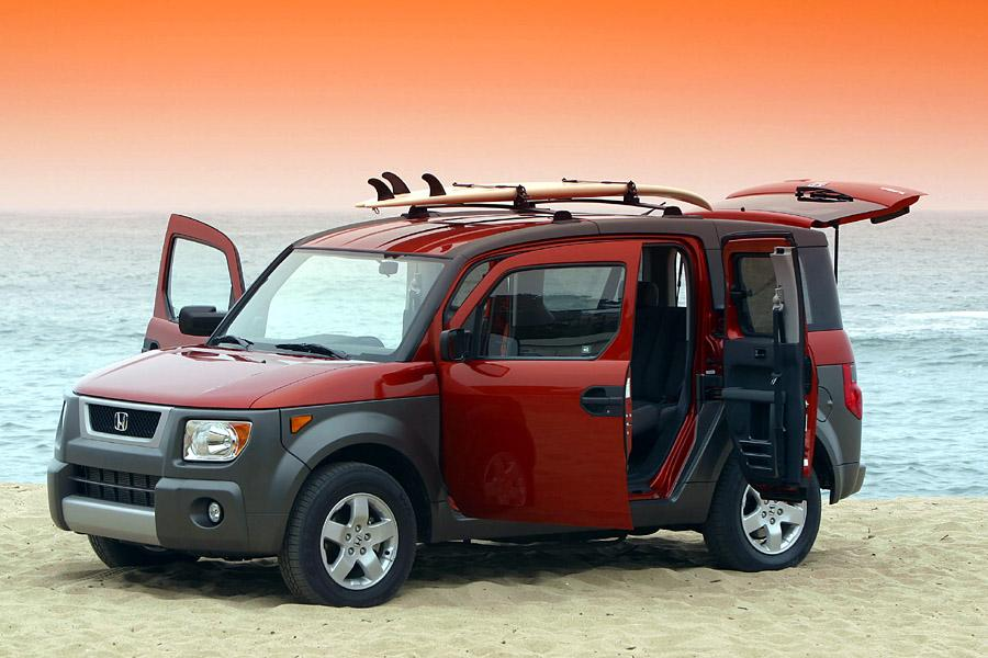 2003 honda element reviews specs and prices. Black Bedroom Furniture Sets. Home Design Ideas