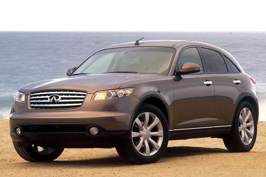 2003 INFINITI FX45 Reviews, Specs and Prices | Cars.com