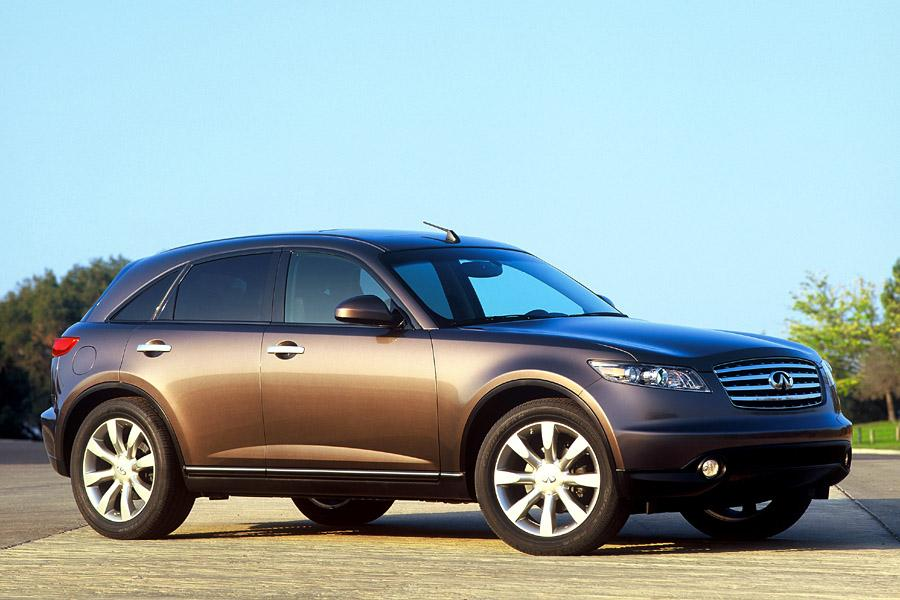 2003 infiniti fx45 reviews specs and prices. Black Bedroom Furniture Sets. Home Design Ideas