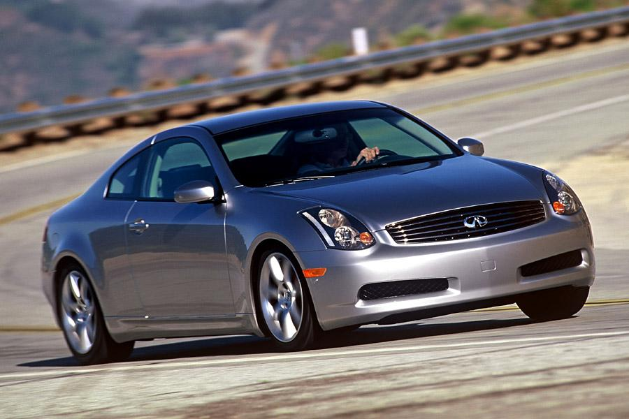 2003 Infiniti G35 Specs Pictures Trims Colors Cars Com