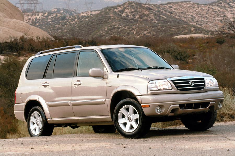 2003 Suzuki Xl7 Reviews  Specs And Prices