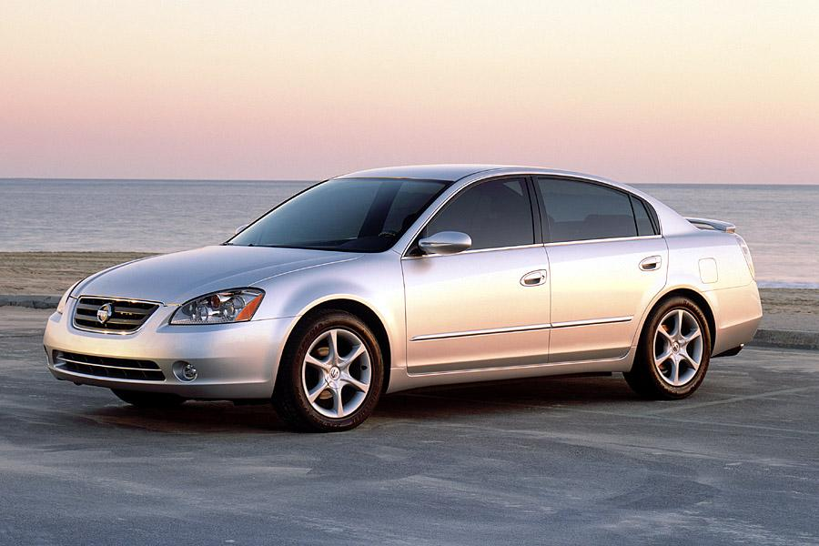 2003 nissan altima reviews specs and prices. Black Bedroom Furniture Sets. Home Design Ideas