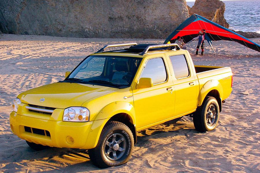 2003 nissan frontier specs pictures trims colors. Black Bedroom Furniture Sets. Home Design Ideas