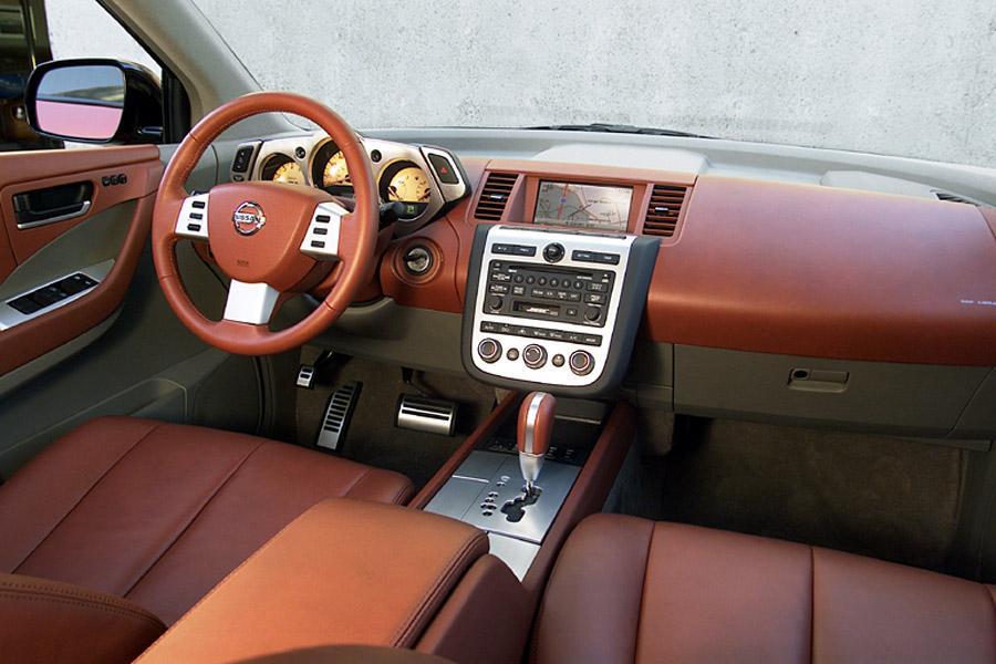 2003 Nissan Murano Specs Pictures Trims Colors Cars Com