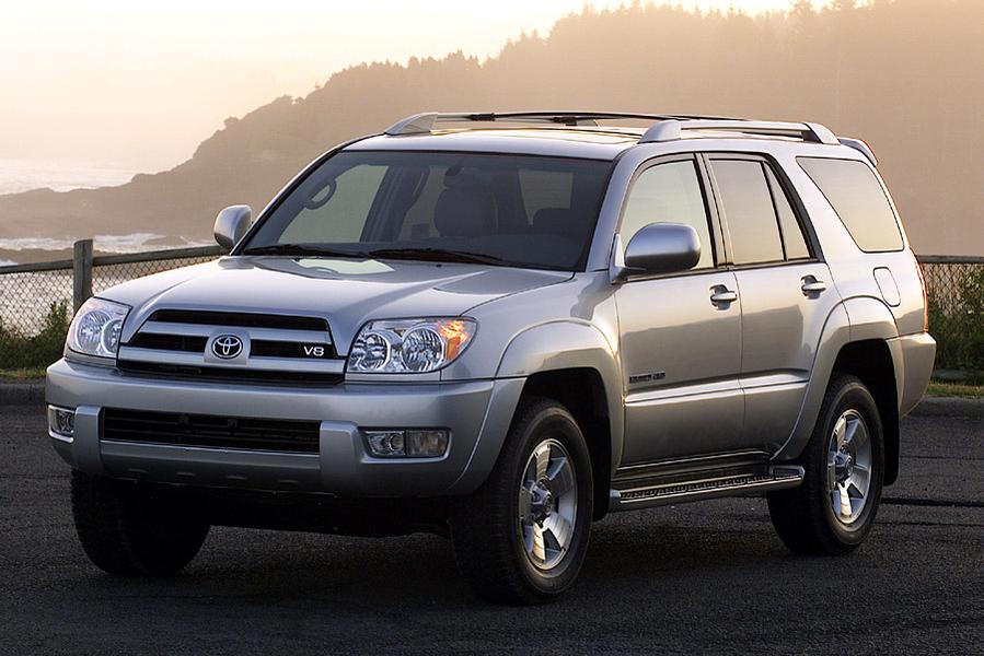 2003 toyota 4runner specs pictures trims colors. Black Bedroom Furniture Sets. Home Design Ideas