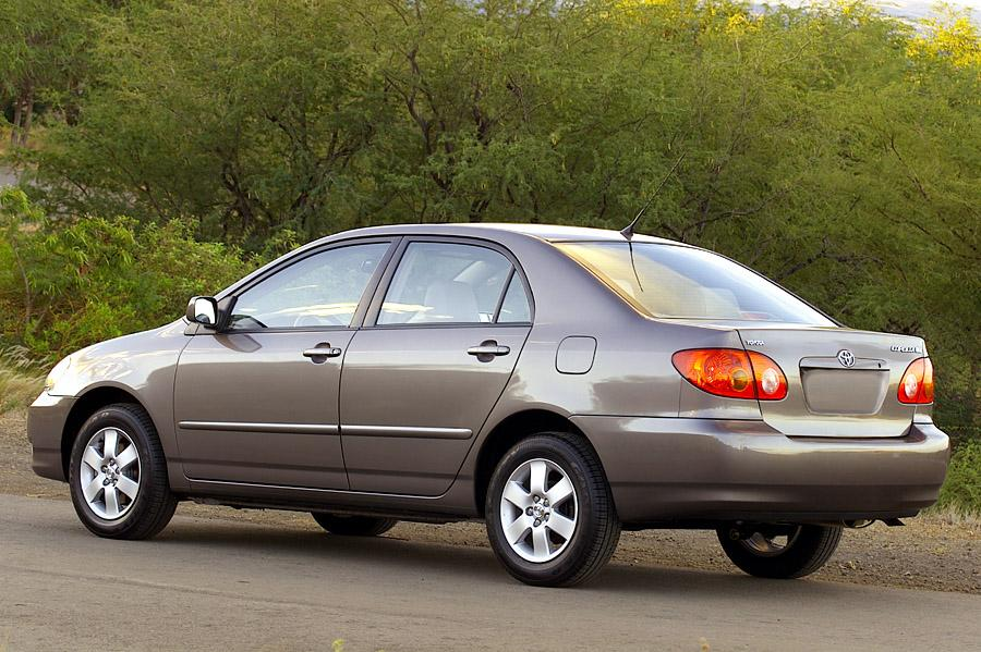 2003 Toyota Corolla Reviews Specs And Prices Cars Com
