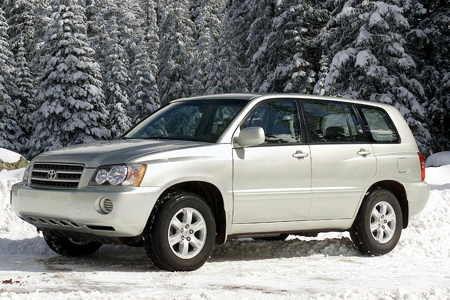 Car Repair Estimate >> 2003 Toyota Highlander Specs, Pictures, Trims, Colors    Cars.com