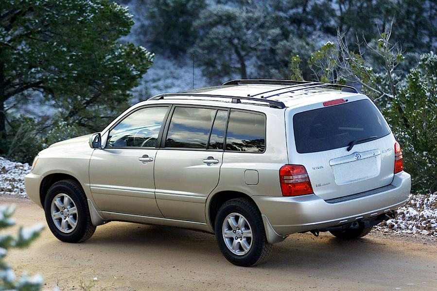 2003 Toyota Highlander Specs, Pictures, Trims, Colors ...