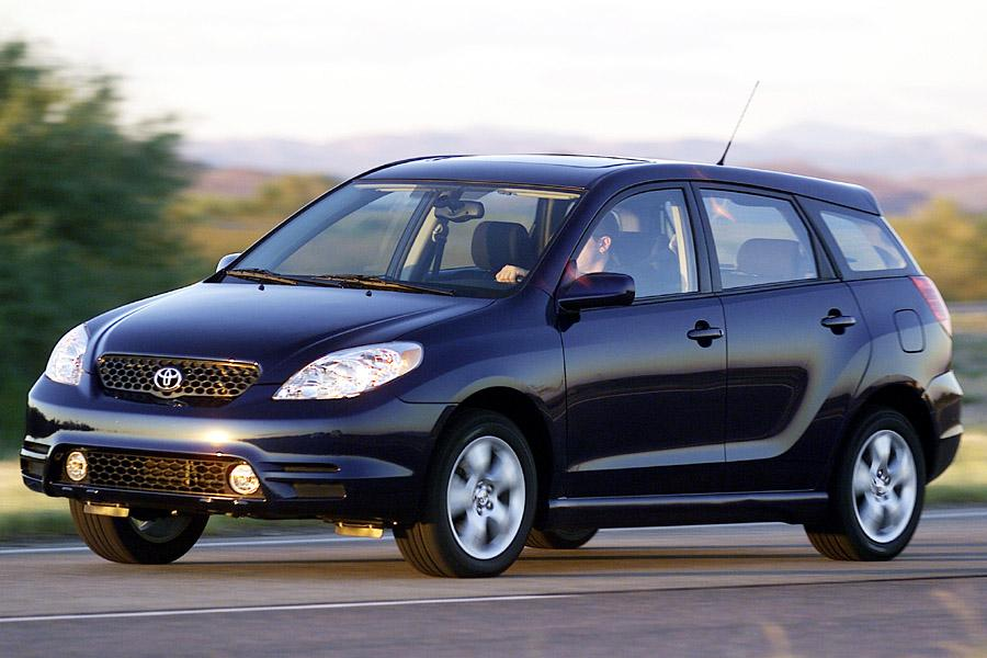 2003 toyota matrix reviews specs and prices. Black Bedroom Furniture Sets. Home Design Ideas
