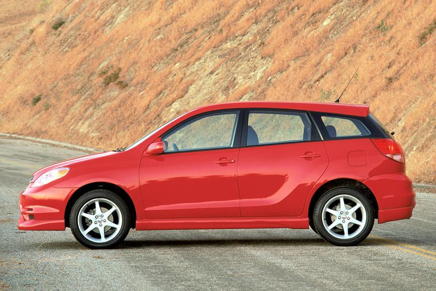 2003 Toyota Matrix Reviews, Specs and Prices | Cars.com