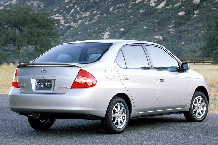 Toyota Prius For Sale >> 2003 Toyota Prius Specs, Pictures, Trims, Colors || Cars.com