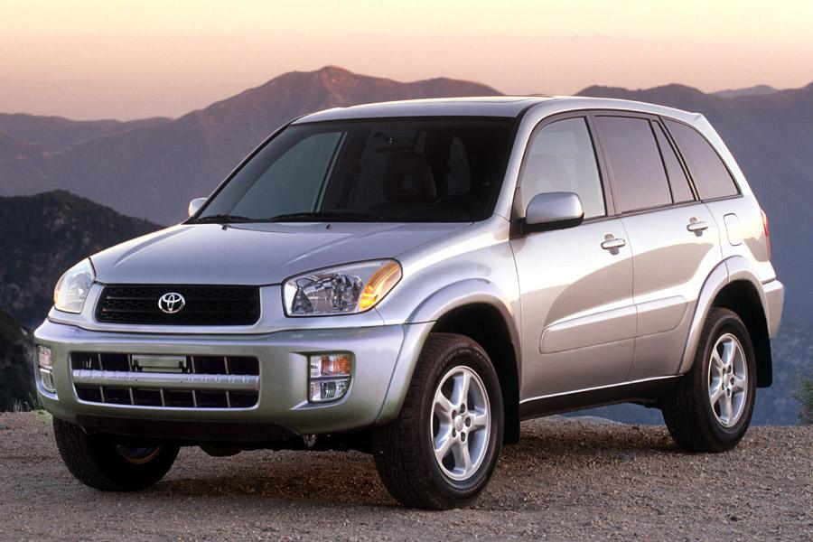 2003 Toyota Rav4 Reviews Specs And Prices Cars Com