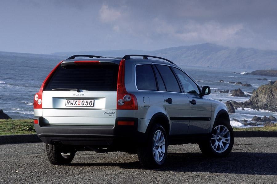 2003 Volvo XC90 Specs, Pictures, Trims, Colors || Cars.com