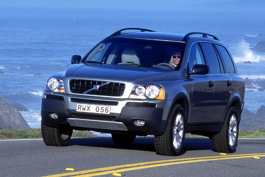 2003 volvo xc90 reviews specs and prices. Black Bedroom Furniture Sets. Home Design Ideas