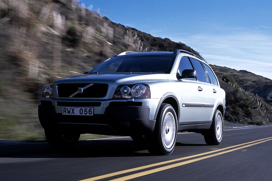2003 Volvo XC90 Reviews, Specs and Prices | Cars.com