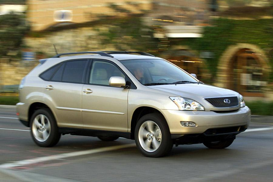 2004 lexus rx 330 reviews specs and prices. Black Bedroom Furniture Sets. Home Design Ideas