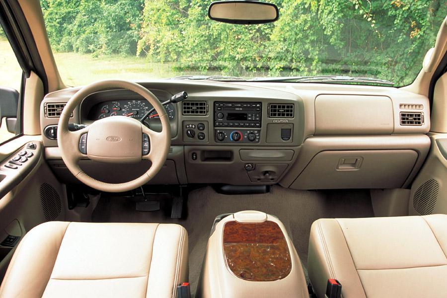 2002 Ford Excursion Specs  Pictures  Trims  Colors
