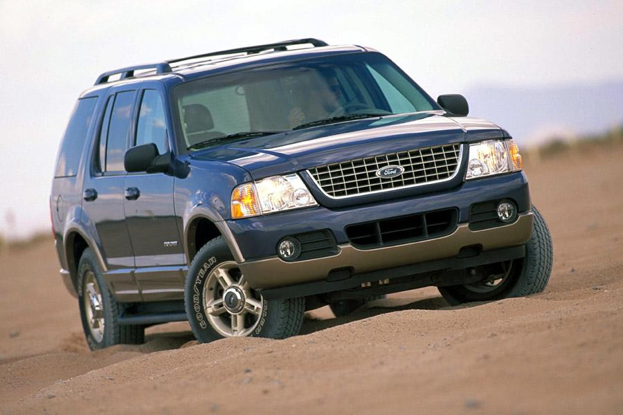 2002 ford explorer reviews specs and prices. Black Bedroom Furniture Sets. Home Design Ideas
