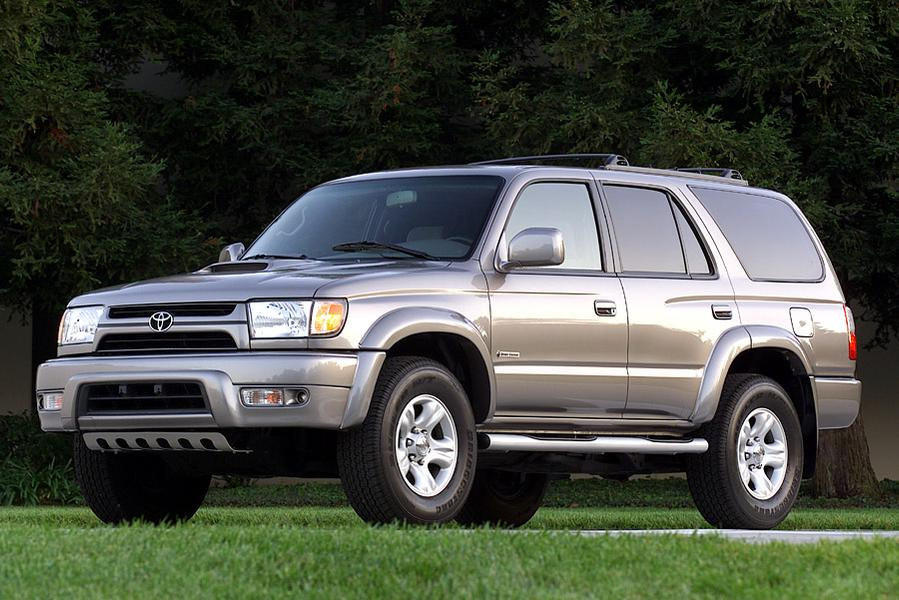 2002 toyota 4runner reviews specs and prices. Black Bedroom Furniture Sets. Home Design Ideas