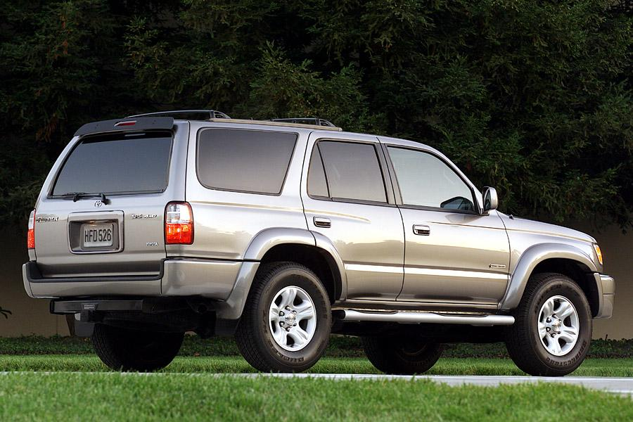 2002 Toyota 4runner Reviews Specs And Prices Cars Com