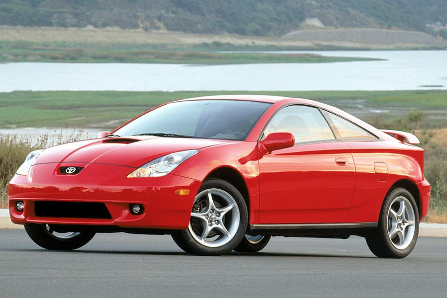 2002 Toyota Celica Reviews  Specs And Prices
