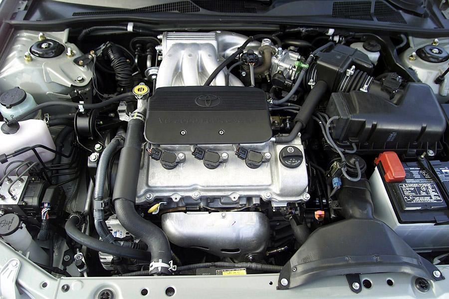 2002 Toyota Camry Reviews Specs And Prices Cars Com
