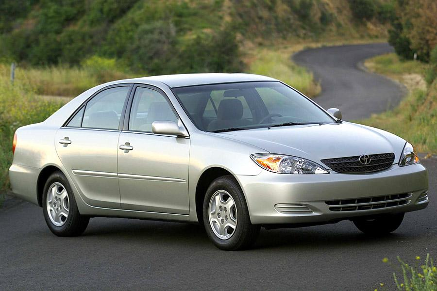 2002 Toyota Camry Reviews Specs And Prices Cars Com