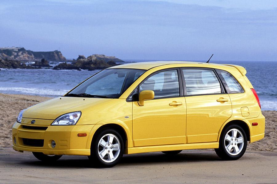 Suzuki Sx Hatchback Specs