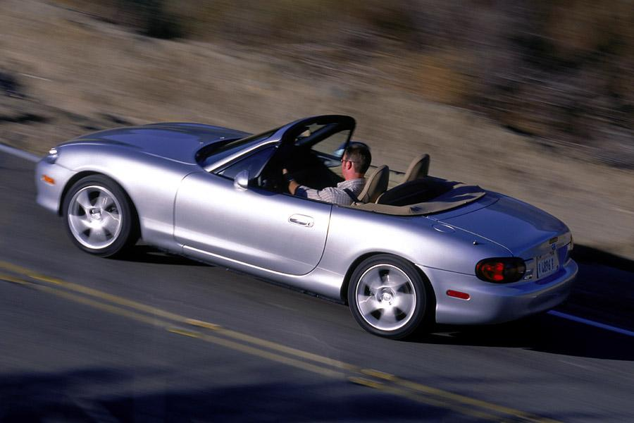 2002 mazda mx 5 miata reviews specs and prices. Black Bedroom Furniture Sets. Home Design Ideas