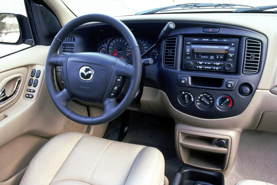 2002 mazda tribute reviews specs and prices. Black Bedroom Furniture Sets. Home Design Ideas