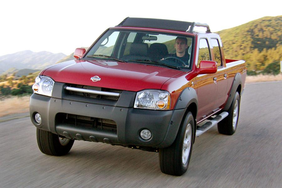 2002 Nissan Frontier Reviews Specs And Prices Cars Com
