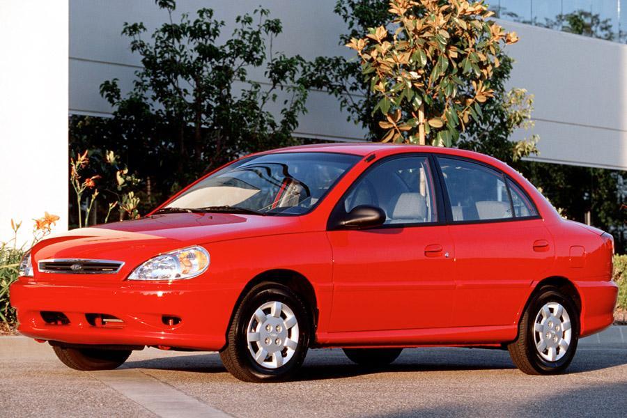 2002 Kia Rio Reviews Specs And Prices Cars Com