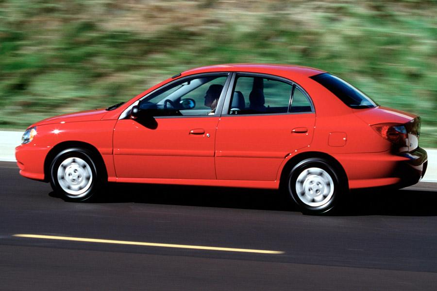 2002 Kia Rio Reviews  Specs And Prices