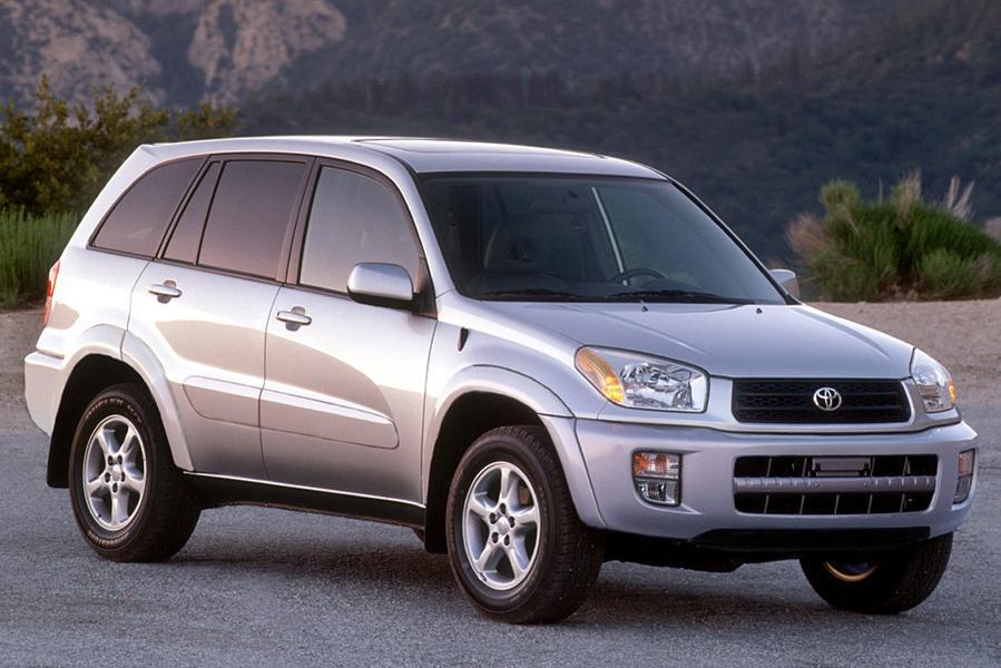2002 Toyota Rav4 Reviews Specs And Prices Cars Com